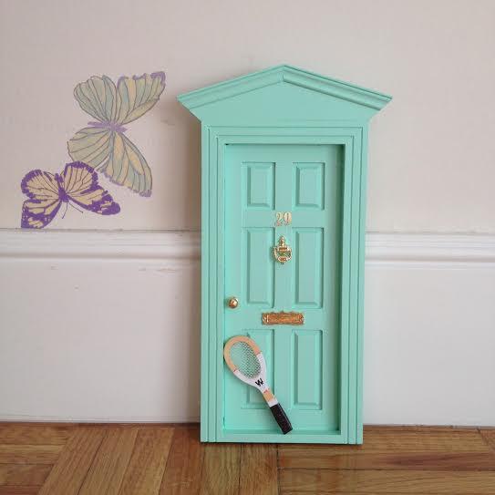 Oui Oui-puerta victoriana mint-ACarrillo