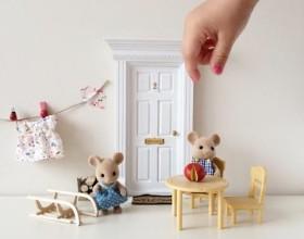 Un cisne en la habitaci n oui oui es superfluo - Puerta ratoncito perez el corte ingles ...