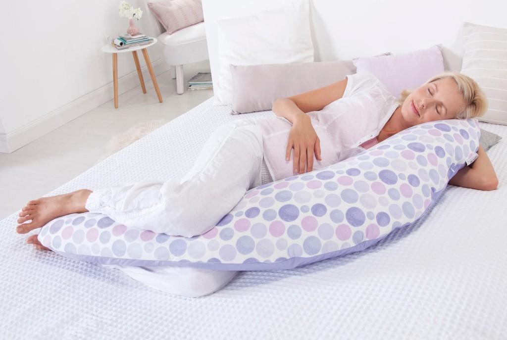 Oui Oui-cojin lactancia-almohada embarazo-cojin dormir embarazo