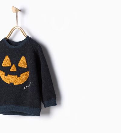 Oui Oui-disfraz halloween bebes-suddera calabaza-zara