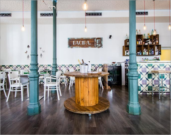 Oui Oui-restaurante bacira-chamberi