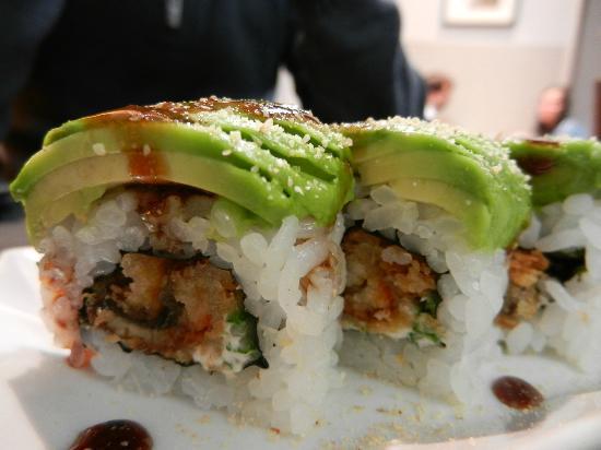 Oui Oui-sushi para embarazadas-ikura
