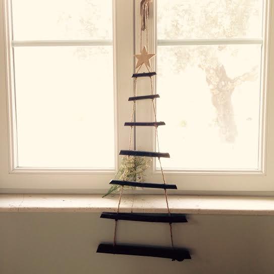 Oui Oui-arbol navidad ramas-arbol navidad troncos-colgador christmas