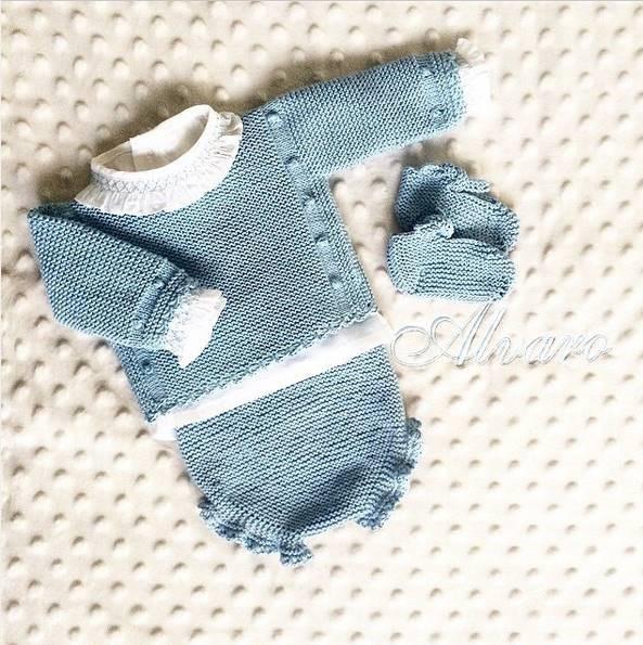 Oui Oui-regalos bebe-conjunto mama madejas