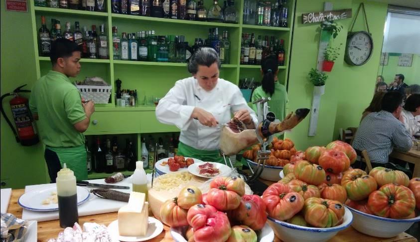 Oui Oui-restaurantes cuzco-plaza castilla-castellana-la chamartina