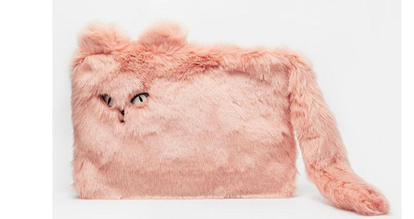 Oui Oui-regalos amantes de los gatos-bolso gato
