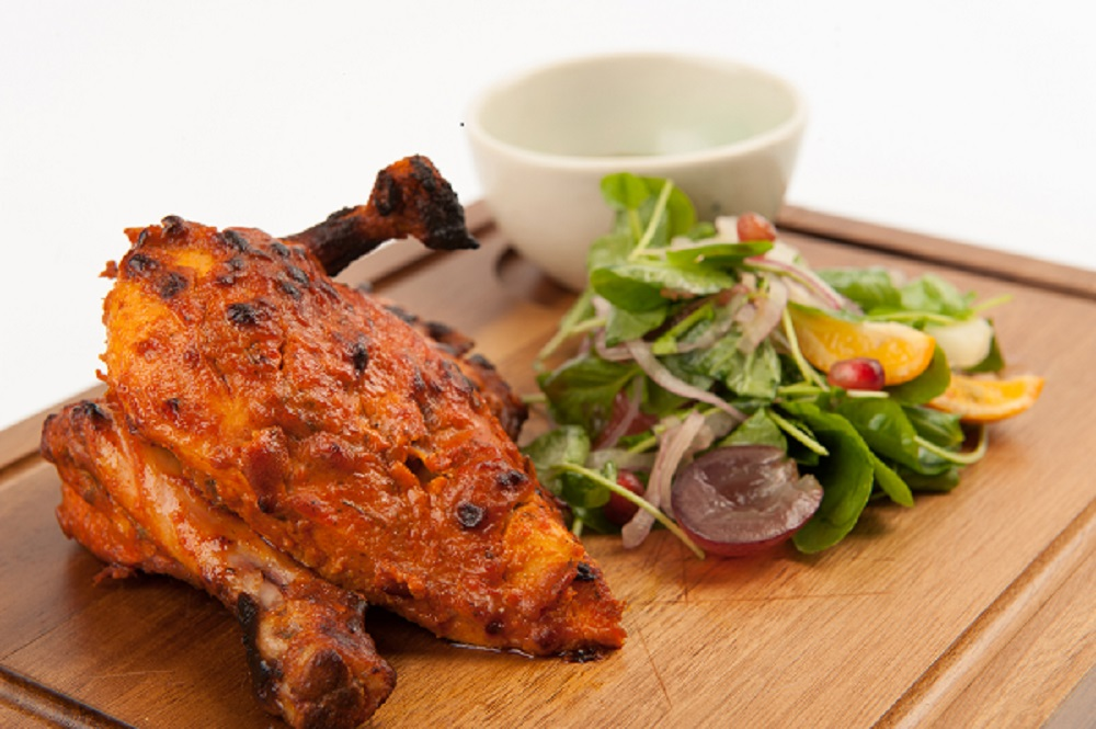 Oui Oui-restaurantes tachar diciembre-Benares-restaurante indio-Madrid-Pollo-Tandoori-Murg