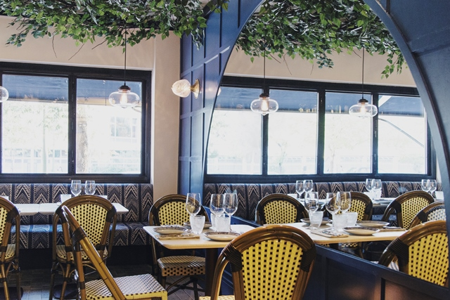 Oui Oui-restaurantes tachar diciembre-teckel-couis interiorismo