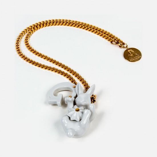 Oui OUi-collar-andres gallardo-conejitos-regalo dar a luz