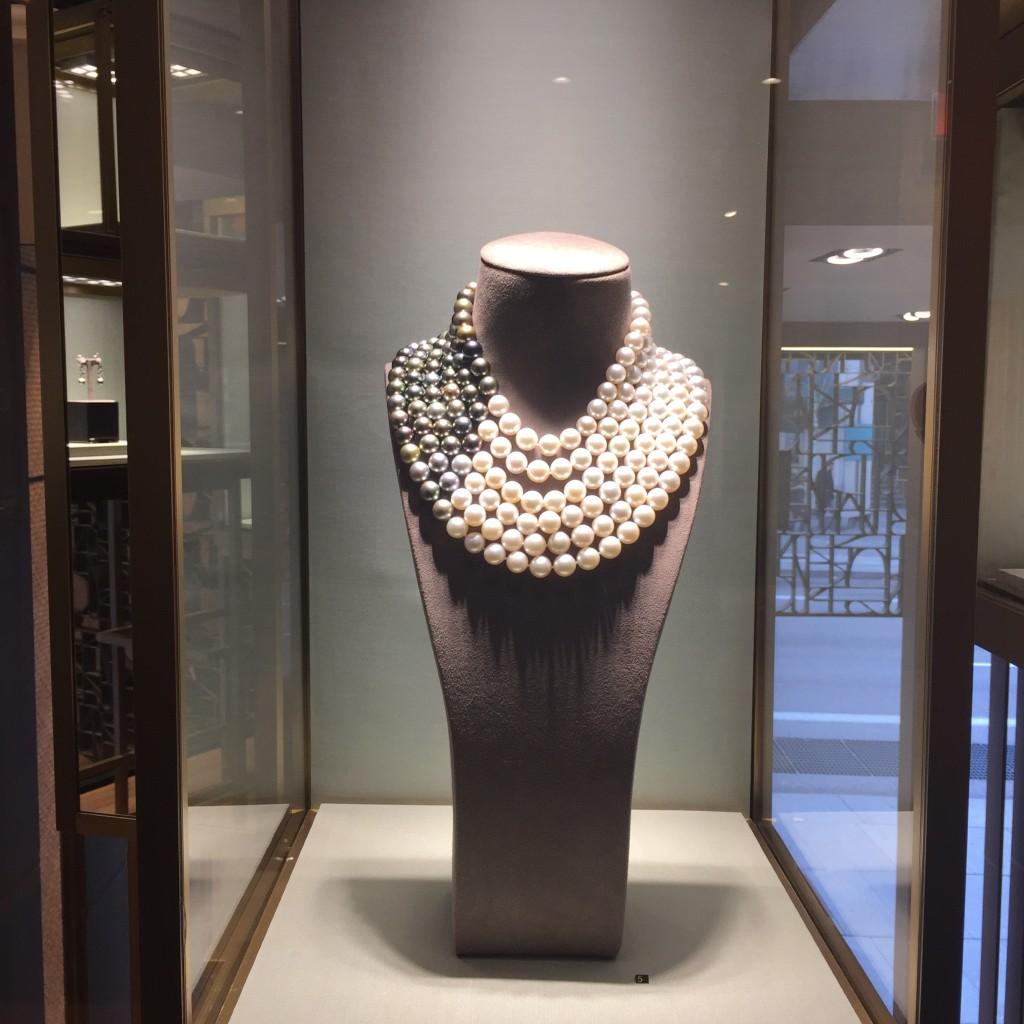 Oui Oui-collar perlas eclipse-joyeria suarez
