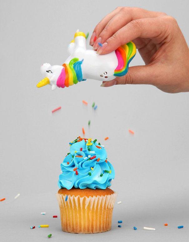 Oui Oui-espolvoreador unicornio sprinkles