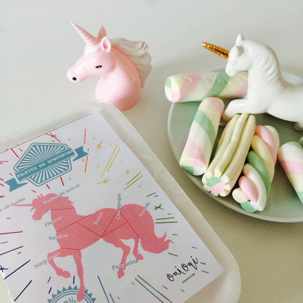 Oui Oui-filetes de unicornio-unicorn filets-unicorn power