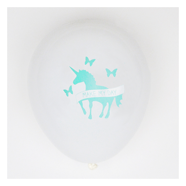 Oui Oui-globos unicornio-deco fiesta unicornio