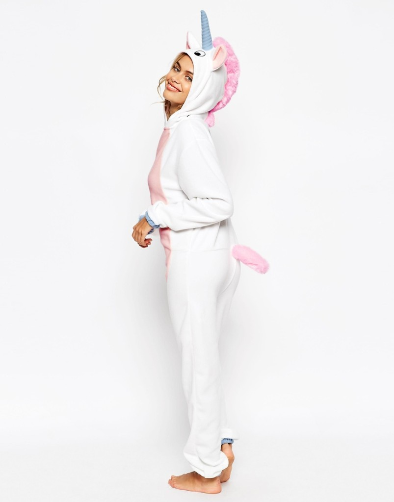 Oui Oui-pijama de unicornio-ASOS