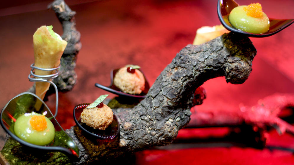 Oui OUi-restaurantes tachar febrero-la candela resto