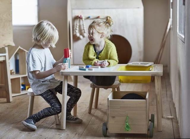 Oui Oui-coleccion FLISAT-IKEA-juegos de madera