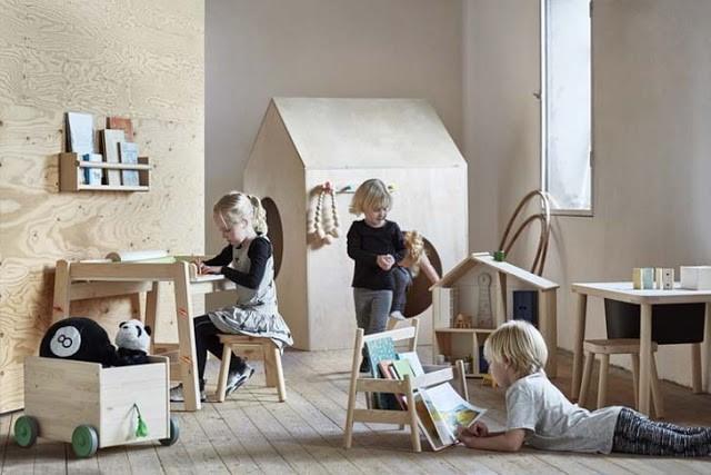 Oui Oui-coleccion FLISAT-IKEA