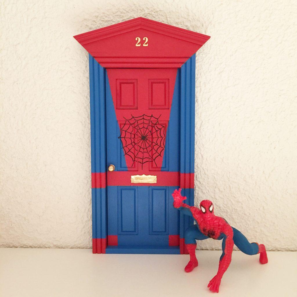 Oui Oui-puerta ratoncito perez-spiderman