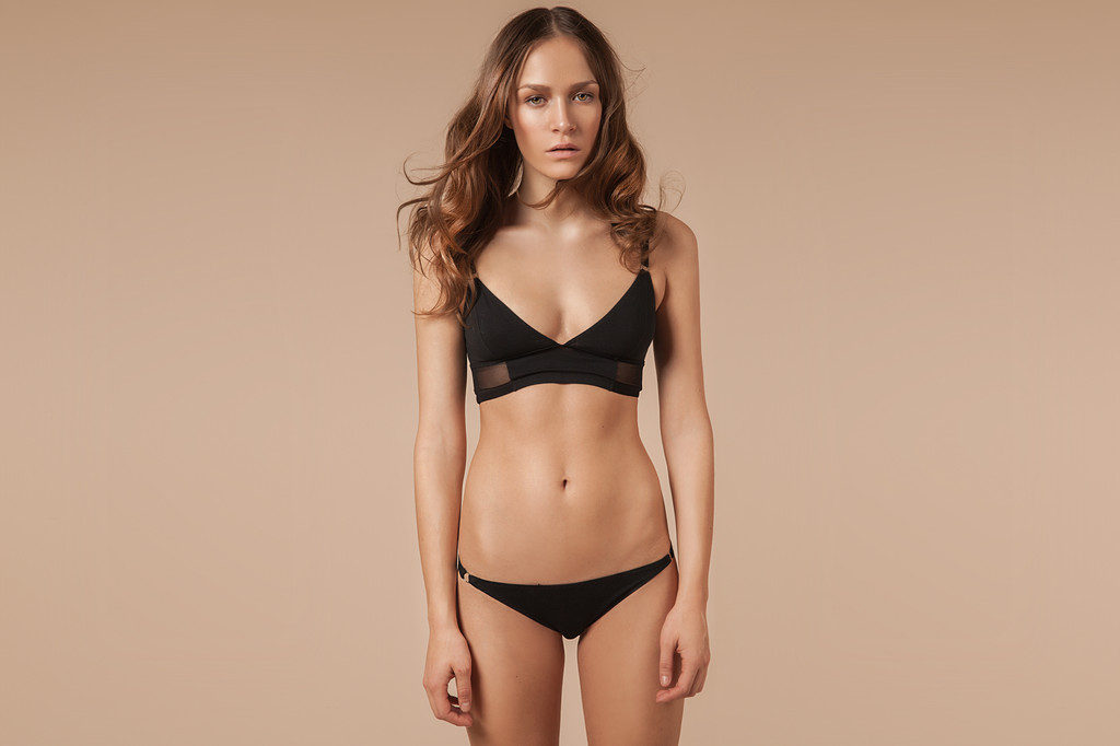 Oui Oui-The_Nude_Label_Lingerie_Black
