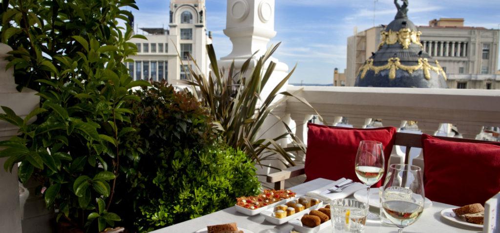 Oui Oui-restaurantes tachar junio-terraza the principal-desayuno terraza madrid