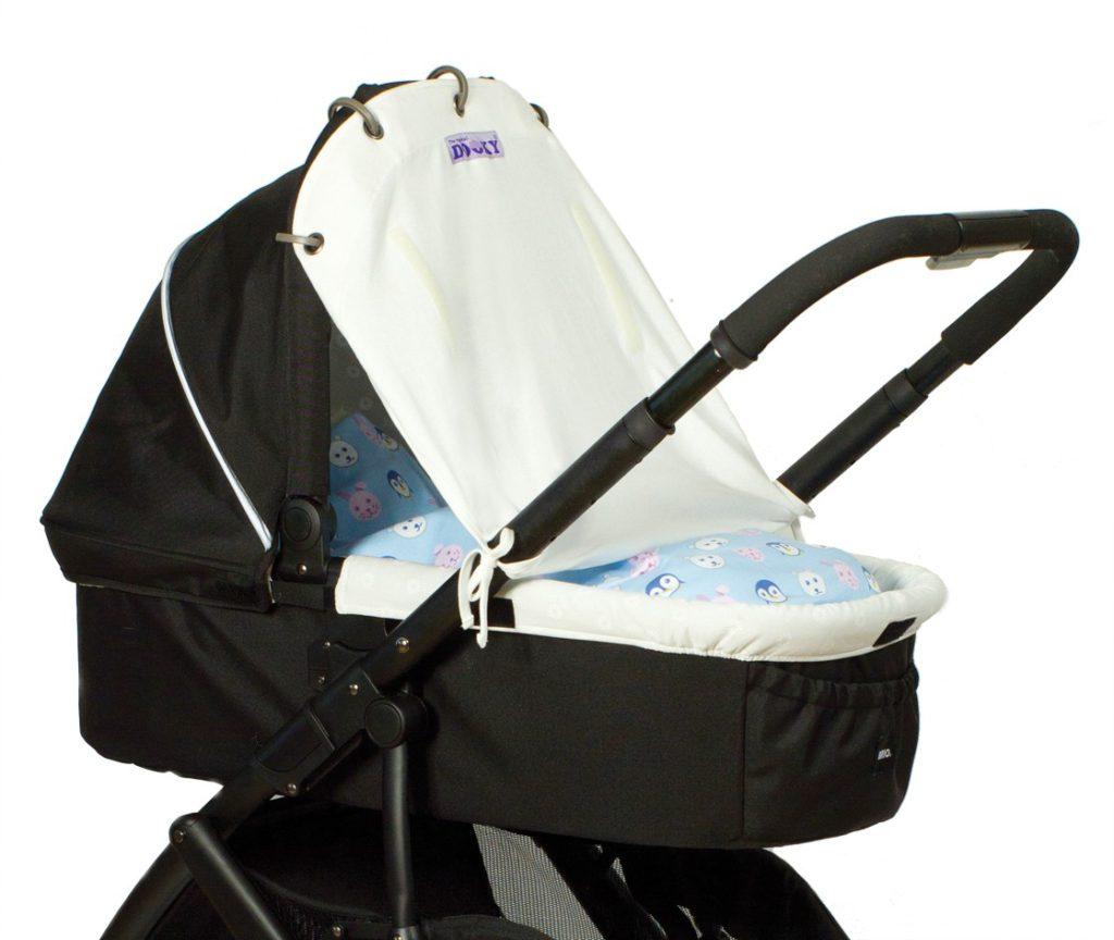 Oui Oui-dooky baby-paraol cochecito bebe-quitar sol carrito bebe
