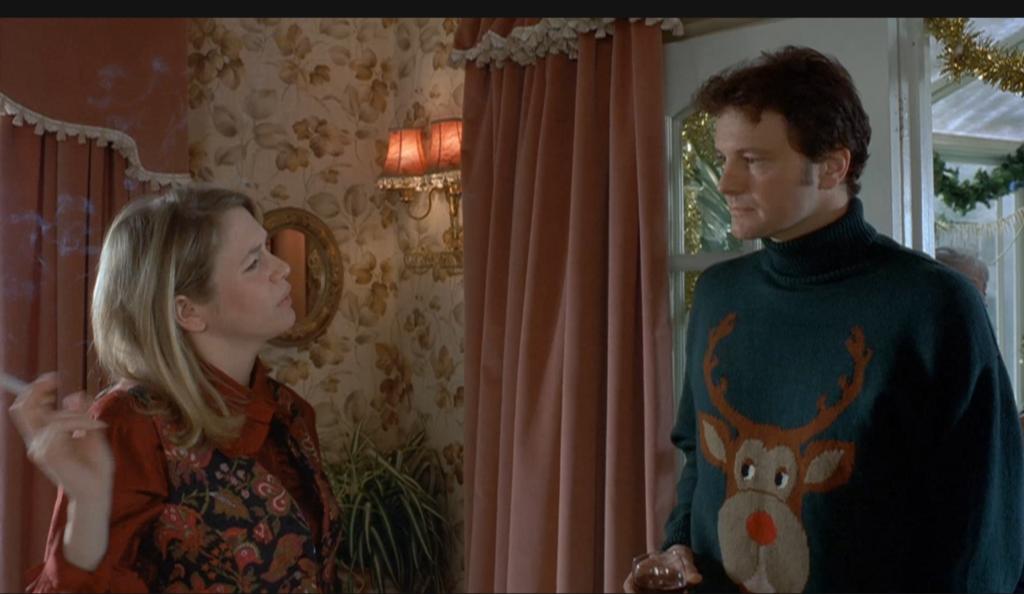 oui-oui-jumper-christmas-jersey-navidad-raro-mark-darcy-christmas-sweater-bridget-jones