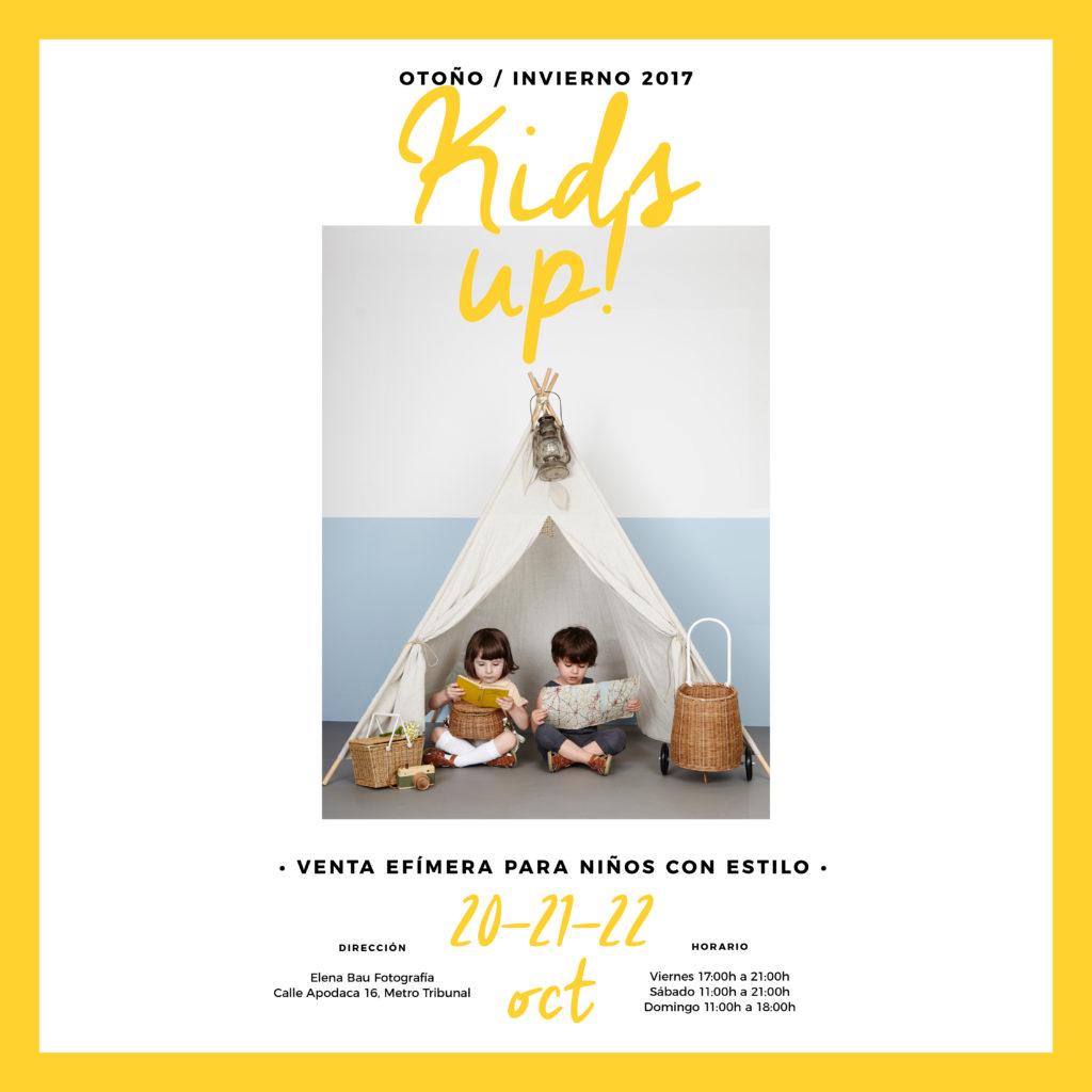 0bb58251ff Kids UP | Venta efímera para niños con estilo | Oui Oui es Superfluo ...