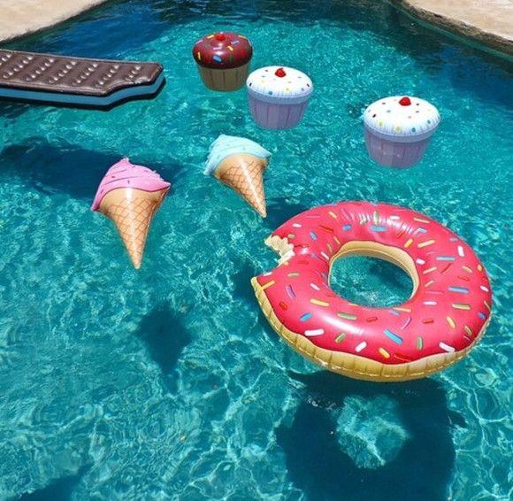 Los flotadores que merecen una fiesta oui oui es superfluo imprescindible - Flotadores gigantes ...