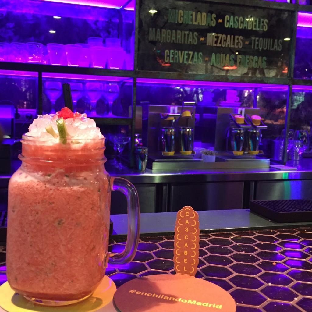 Oui Oui-restaurante cascabel-salon cascabel-limonada fresa y lima