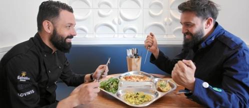 Oui Oui-restaurante platos combinados-LOVNI-socios arzabal