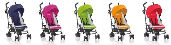 Oui Oui-silla de paseo bebe-net stroller-inglesina-colores