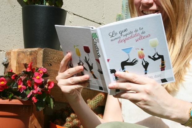 Oui Oui-the chat book-conversacions de whatsapp en libro-regalo original despedida soltera 2