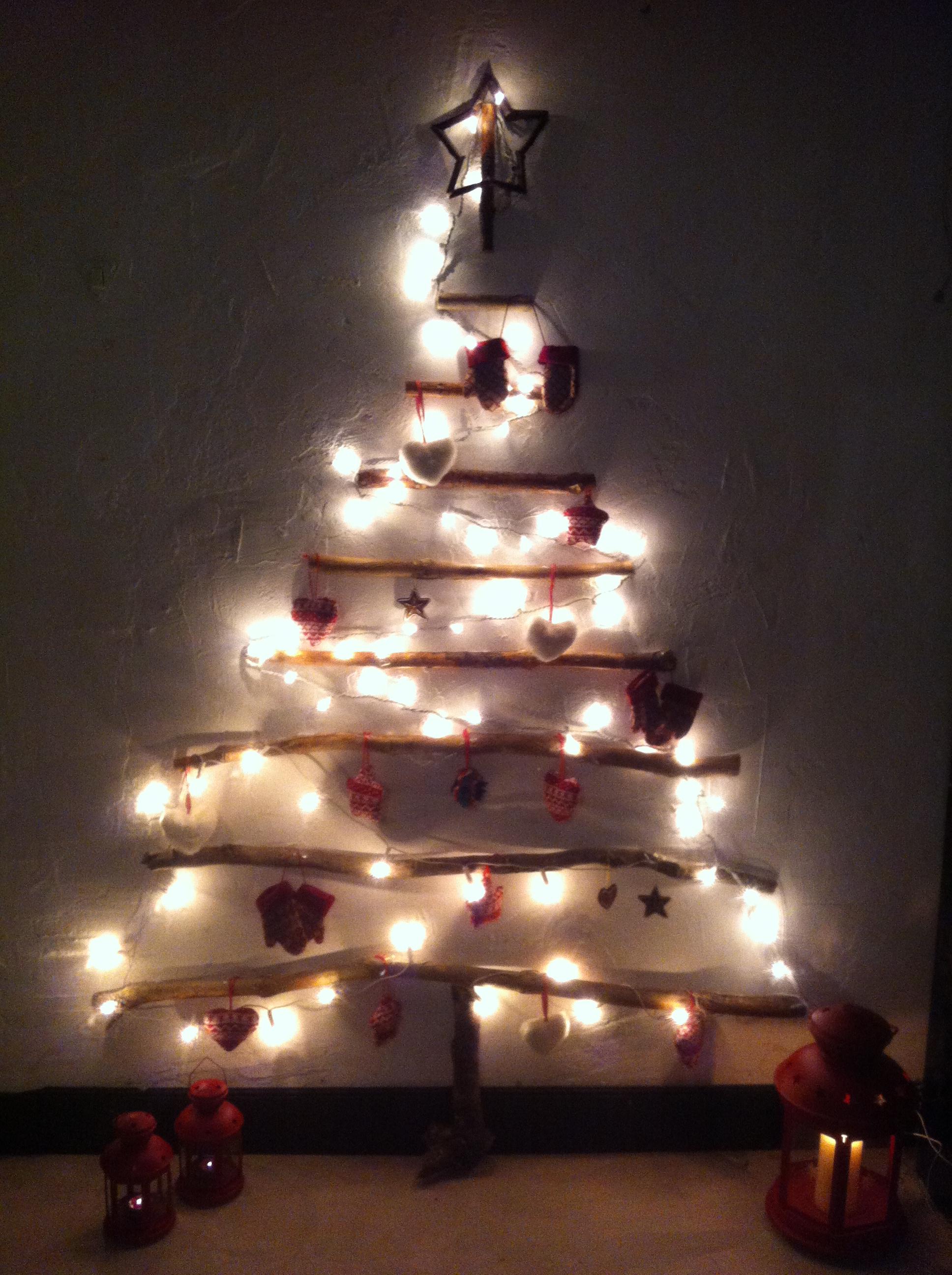 Oui Oui-arbol navidad ramas-troncos-DIY-arbol navidad diferente (1)