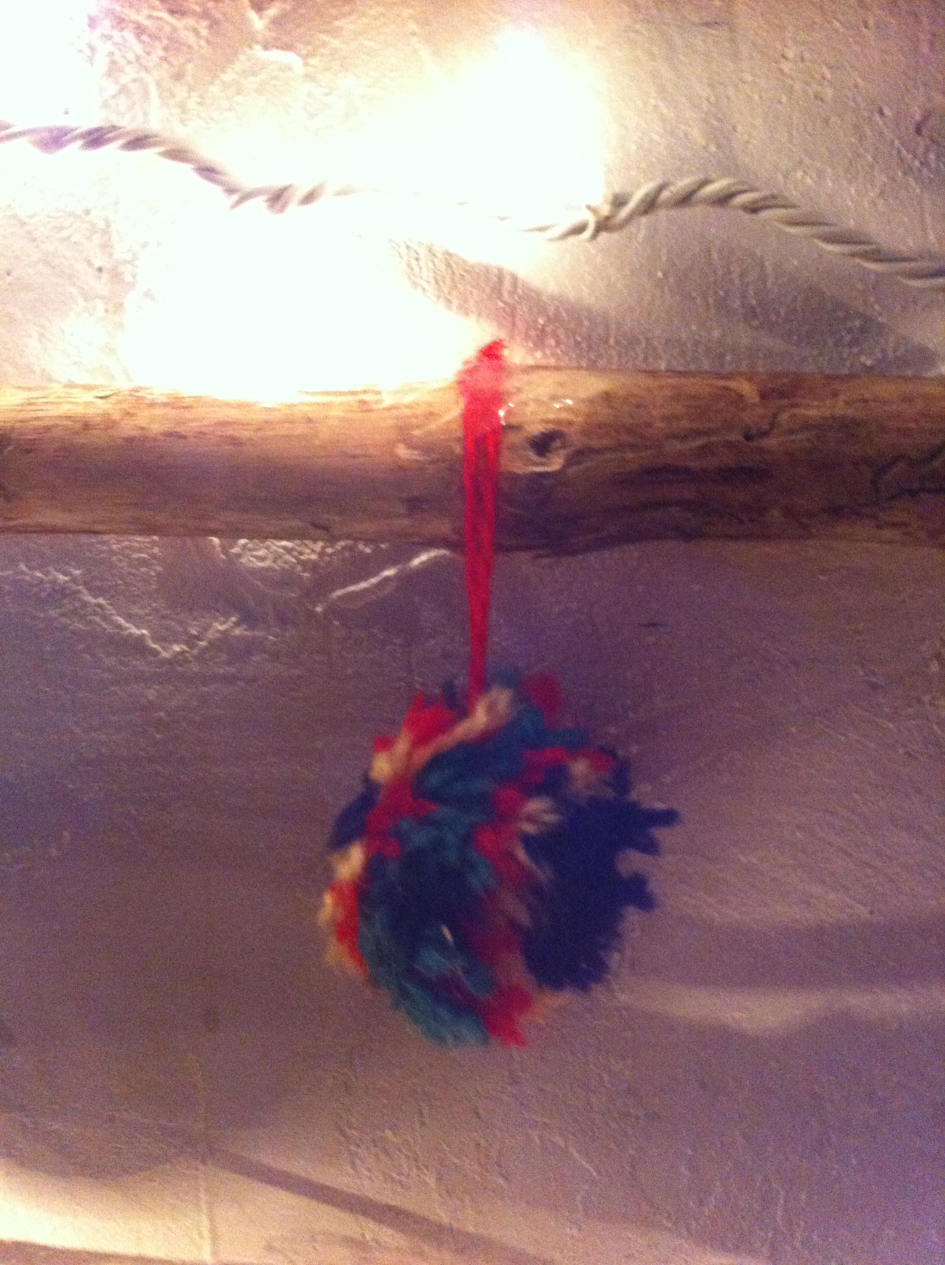 Oui Oui-arbol navidad ramas-troncos-DIY-arbol navidad diferente (6)