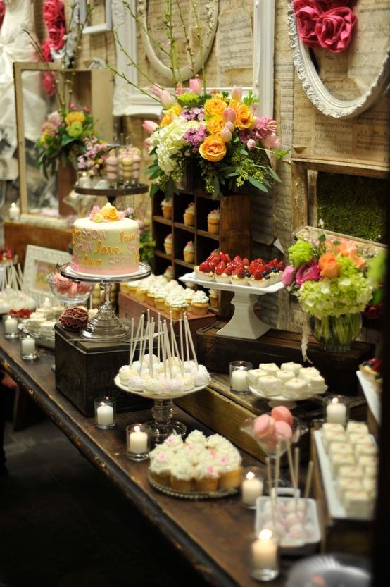 Oui Oui blog-barra dulces-candy bar flores