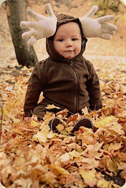 Oui Oui blog-disfraces originales bebé-reno