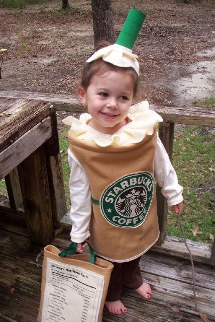 Oui Oui blog-disfraces originales-ingeniosos-niños-starbucks
