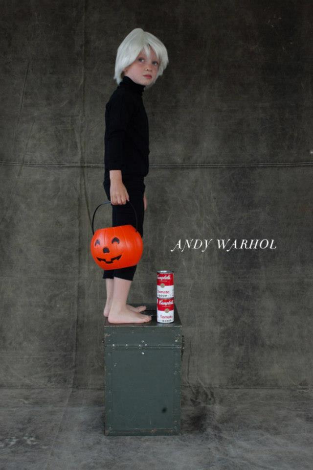Oui Oui blog-disfraces originales niño-andy warhol