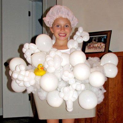 Oui Oui blog-disfraces originales niños-bañera burbujas
