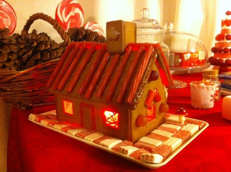 Oui Oui-casita caramelo-galletas jengibre-mesa dulces navidad (2)