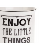 "Oui Oui-Taza ""Enjoy the little things"""