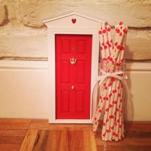 Puerta ratoncito Pérez ♥ San Valentín ♥