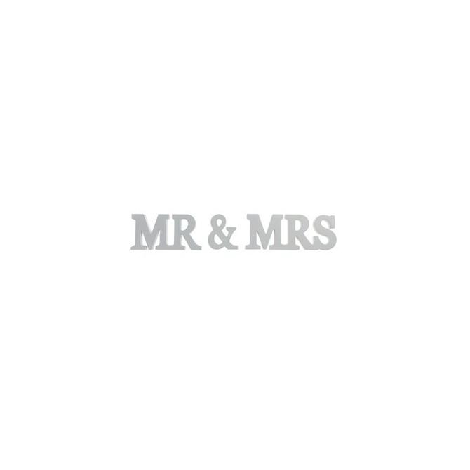 Oui Oui - Letras madera Mr & Mrs