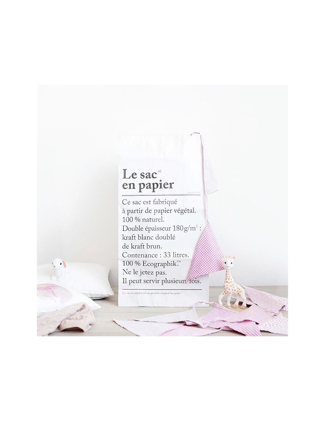 Le sac en papier the paper bag oui oui for Sac en papier