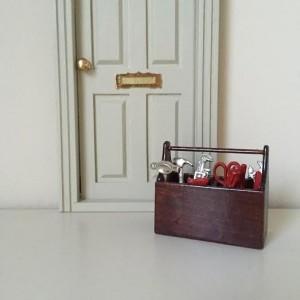 Caja herramientas ratoncito Pérez