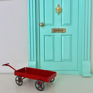 Carro juguetes ratoncito Pérez