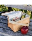 Bolsa picnic cesta