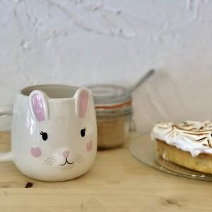 Taza conejo