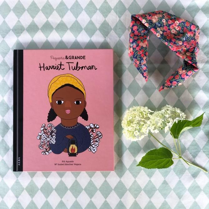 Pequeña y Grande Harriet Tubman