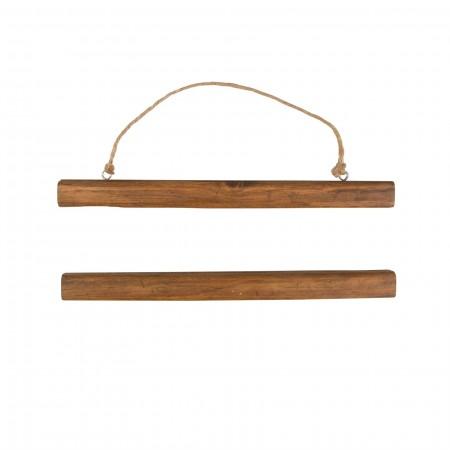 Colgador láminas madera